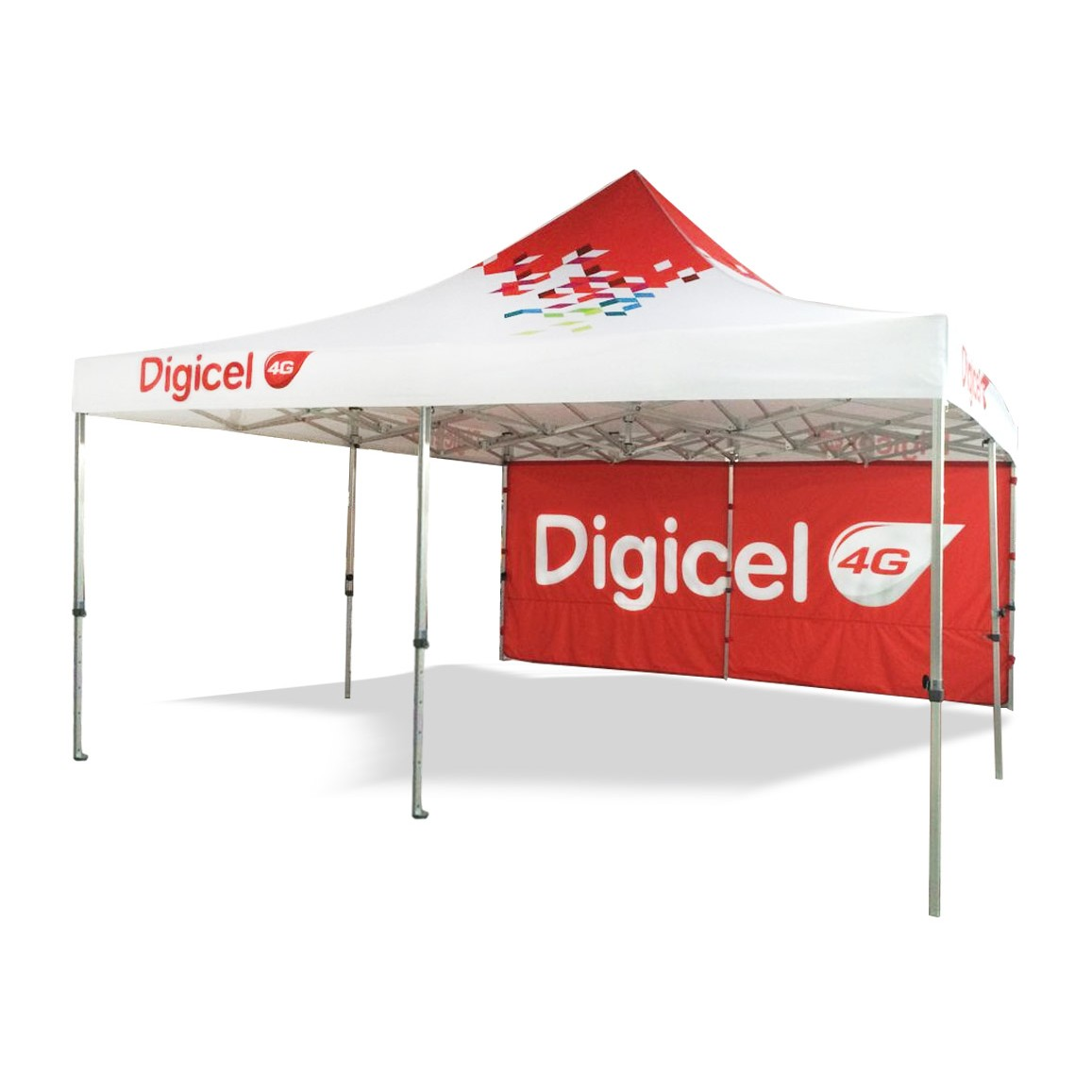 Digicel Tent